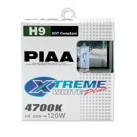 Recently Added Products - PIAA - PIAA Xtreme White Plus Light Bulb H9 Halogen 55 Watts White - Pair