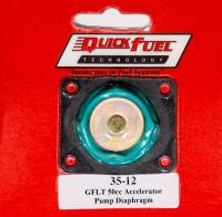 Exhaust System - Quick Fuel Technology - Quick Fuel Technology 50 cc Accelerator Pump Diaphragm Viton Holley/Quick Fuel Carburetors - Set of 10