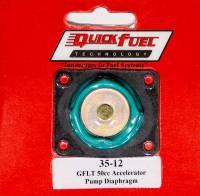 Exhaust System - Quick Fuel Technology - Quick Fuel Technology 50 cc Accelerator Pump Diaphragm Viton Holley/Quick Fuel Carburetors - Set of 10