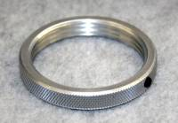 Recently Added Products - RE Suspension - RE Suspension Aluminum Spring Guide Lock Nut Clear Anodize