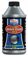 Brake System - Lucas Oil Products - Lucas Oil Products DOT 3 Brake Fluid Synthetic - 12.00 oz