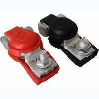 TurboStart - Turbo Start Top Post to Turbo Start 6 mm Battery Terminal Adapter Steel Natural Turbo Start 12 Volt Batteries - Kit