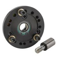 Barnes Systems - Barnes Systems Hilborn/Waterman Fuel Pump to Barnes Dry Sump Pump Rear Drive Adapter Aluminum - Natural