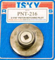 "Tools & Pit Equipment - Isky Cams - Isky Cams Piston Notching Tool - 2-1/16"" Diameter"