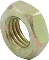 """Steel Jam Nuts - 3/8"""" Steel Jam Nuts - Allstar Performance - Allstar Performance 3/8-24"""" LH Thread Jam Nut Steel - Zinc Oxide"""