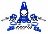 "Birdcages - BSB Steel Roller Bearing Birdcages - BSB Manufacturing - BSB Manufacturing XD Series Birdcage Passenger Side 3.000"" ID Bearing Double Bearing - Axle Clamps/Shock Mounts"