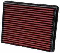 "Recently Added Products - AEM Induction Systems - AEM Induction Systems Dryflow Air Filter Element Panel 12-7/16 x 9-13/16"" 1-1/2"" Tall - Synthetic"