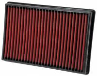 "Air Filter Elements - OE Air Filter Elements - AEM Induction Systems - AEM Induction Systems Dryflow Air Filter Element Panel 13-13/16 x 9-3/8"" 1-5/8"" Tall - Synthetic"