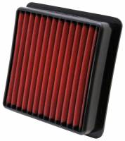 "Air Filter Elements - OE Air Filter Elements - AEM Induction Systems - AEM Induction Systems Dryflow Air Filter Element Panel 8-3/4 x 8-1/2"" 2-1/2"" Tall - Synthetic"