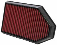 "Air Filter Elements - OE Air Filter Elements - AEM Induction Systems - AEM Induction Systems Dryflow Air Filter Element Panel 14-7/16 x 9-1/8"" 1-3/4"" Tall - Synthetic"
