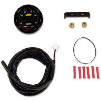"Digital Gauges - Digital Voltmeter Gauges - AEM Electronics - AEM X-Series Voltmeter 8-18V Electric Digital - 2-1/16"" Diameter"