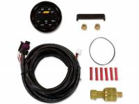 "Gauges and Data Acquisition - AEM Electronics - AEM X-Series Oil Pressure Gauge 0-150 psi Electric Digital - 2-1/16"" Diameter"