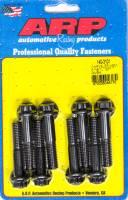 Chassis Components - ARP - ARP 12 Point Head Motor Mount Bolt Kit Chromoly Black Oxide Mopar Modular Hemi - Kit