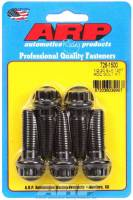 "Recently Added Products - ARP - ARP 1/2-20"" Thread Bolt 1.500"" Long 9/16"" 12 Point Head Chromoly - Black Oxide"