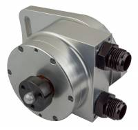 Exhaust System - CVR Performance Products - CVR Performance Products Mechanical Vacuum Pump 4-Vane 12 AN Inlet/Outlet Fittings included - Sealed Roller Bearings