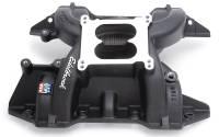 Intake Manifolds - Intake Manifolds - Big Block Mopar - Edelbrock - Edelbrock Performer RPM Intake Manifold Square Bore Dual Plane Aluminum - Black Powder Coat