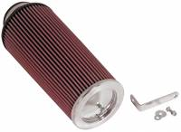 Recently Added Products - K&N Filters - K&N Filters 57 Series FIPK Air Induction System Reusable Filter - Ford Mustang 1989-93