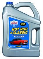 Lucas Racing Oil - Lucas Hot Rod & Classic Car Motor Oil - Lucas Oil Products - Lucas Oil Products Hot Rod and Classic Car Motor Oil ZDDP 10W30 Conventional - 5 qt