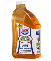 Fuel Additive, Fragrences & Lubes - Diesel Fuel Additives - Lucas Oil Products - Lucas Oil Products Cold Weather Fuel Additive Anti-Gel 1/2 gal Diesel - Each