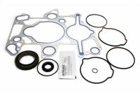 Engine Gaskets and Seals - Timing Cover Gaskets - Clevite Engine Parts - Clevite Engine Parts Molded Rubber Timing Cover Gasket Ford PowerStroke