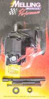 """Oiling Systems - NEW - Oil Pumps  - NEW - Melling Engine Parts - Melling Engine Parts Shark Oil Pump Wet Sump Internal High Volume - 7-1/2"""" Deep Pan"""