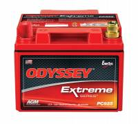 "Odyssey Battery - Odyssey Battery AGM Battery 12V 480 Cranking Amps Top Post Screw"" Terminals - 6.64"" L x 5.04"" H x 7.05"" W"