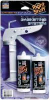 Permatex - Permatex The Right Stuff Sealant Silicone Two 5.00 oz Cartridges Caulk Gun - Kit