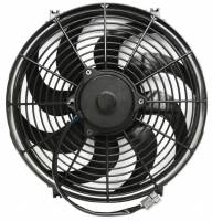 "Electric Fans - Proform Electric Fans - Proform Performance Parts - Proform Performance Parts High Performance Electric Cooling Fan 14"" Fan Push/Pull 1650 CFM - Curved Blade"