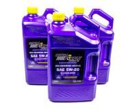 Royal Purple - Royal Purple 5W20 Motor Oil Synthetic 5 qt - Set of 3
