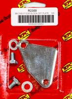 Exhaust System - Racing Power - Racing Power Gasket/Hardware EGR Block Off Plate Steel Chrome Small Block Chevy - Each