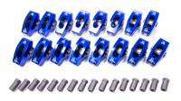 "Scorpion Performance - Scorpion Performance Race Series Rocker Arm 7/16"" Stud Mount 1.60 Ratio Full Roller - Small Block Chevy - Set of 16"