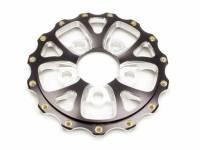 """Weld Wheels - Weld Racing Wheel Centers - Weld Racing - Weld Racing V-Series Wheel Center Section 5 x 4.75"""" Rear Wheel Center Aluminum - Black Anodize"""