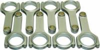 Connecting Rods - Connecting Rods - SB Ford - Eagle Specialty Products - Eagle SBF 4340 Forged H-Beam Rod 5.400 w/ARP2000