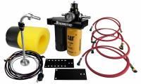 Fuel Pumps, Regulators and Components - Fuel System Kits - Aeromotive - Aeromotive Diesel Fuel Pump System Kit - Ford 6.0L 03-07