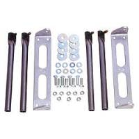 Body & Exterior - Chassis Engineering - Chassis Engineering One Piece Sportsman Door Hinge Kit