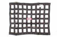 "Ribbon Window Nets - 18"" x 24"" Ribbon Window Nets - RJS Racing Equipment - RJS Ribbon Window Net - Black - 18"" x 24"""