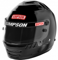 Helmets - Youth Helmets - Simpson Race Products - Simpson Jr. Speedway Shark Helmet