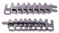 """Recently Added Products - Comp Cams - Comp Cams 3/8"""" Pushrod Pushrod Guide Plate Flat Adjustable Steel - Black Oxide"""
