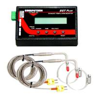 Recently Added Products - Computech Systems - Computech Systems EGT Plus EGT Monitor Dual Probe Digital Clamp-On - Each