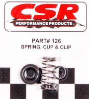 Starter - Starter Replacement Parts - CSR Performance Products - CSR Performance Spring Retainer Cup & Clip