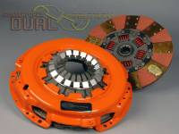 Ford Mustang (4th Gen) Clutches and Components - Ford Mustang (4th Gen) Clutch Kits - Centerforce - Centerforce Dual Friction® Clutch Pressure Plate and Disc Set - Size: 10 in.