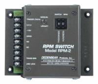 Recently Added Products - Dedenbear - Dedenbear Adjustable RPM Activated Switch 100 RPM Increments - Analog