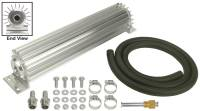 "Drivetrain - Derale Performance - Derale 1 Pass 12"" Heat Sink Transmission Cooler Kit"