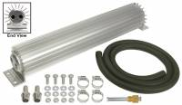 "Oil Cooler - Linear Oil Coolers - Derale Performance - Derale 2 Pass 15"" Heat Sink Transmission Cooler Kit"