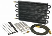 Trailer & Towing Accessories - Transmission Coolers - Derale Performance - Derale Heavy Duty Transmission Cooler - 20,500 GVW