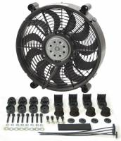 "Cooling & Heating - Derale Performance - Derale 12"" High Output RAD Fan Single"