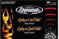 "Sound and Heat Insulating - Sound Deadeners - Dynamat - Dynamat Extreme Mega Pak 9 Sheets 24"" x 48"""