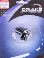 Drake Automotive Group - DRAKE AUTOMOTIVE GROUP Aluminum Shifter Boot Retainer Black Anodize - Ford Mustang 2005-09