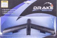 Body & Exterior - Drake Automotive Group - DRAKE AUTOMOTIVE GROUP Front Grill Insert Emblem Delete Plastic Black Chevy Camaro 2010-14 - Each