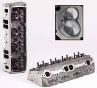 Cast Iron Cylinder Heads - SB Chevy - Dart Cast Iron Cylinder Heads - SBC - Dart Machinery - Dart SB Chevy 180cc Iron Eagle Head 64cc S/P 2.02/1.60 Assembled